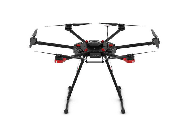 Drohne Matrice 600 by DJI