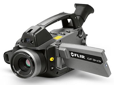 CO2 camera