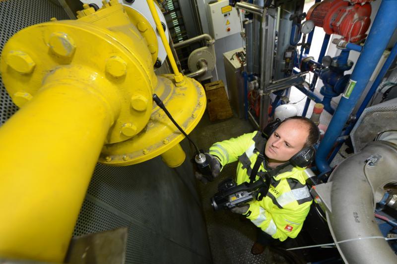 Sicherheitstechnische Prüfungen an Biogasanlagen